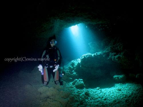洞窟あるある