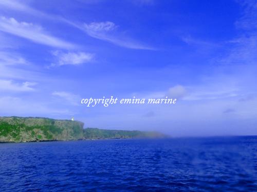 青空の広がる宮古島