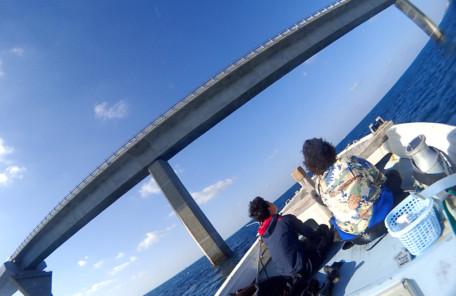 伊良部大橋と
