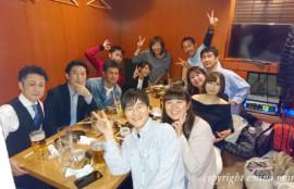 2018年エミナ飲み会